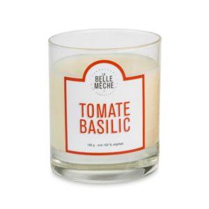Bougie Tomate Basilic – La Belle Mèche