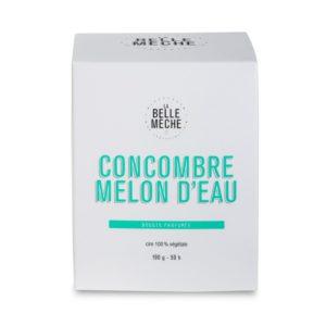 Bougie Concombre Melon d'eau – La Belle Mèche