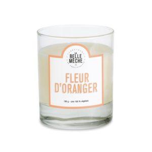 Bougie parfumée Fleur d'oranger – La Belle Mèche