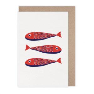 Carte Sardines – Monsieur Papier