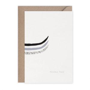 Carte Amstramgram – Monsieur Papier