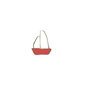 Pin's bateau- Monsieur Papier