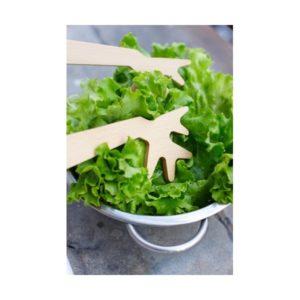 Couverts à salade branches – Reine mère