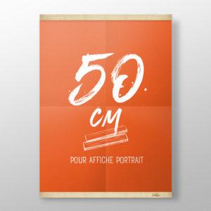 Cadre 50cm – Grip Poster