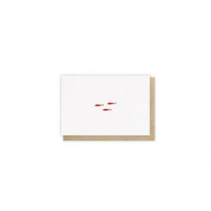 Mini carte Sardines – Monsieur Papier