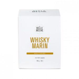 Bougie parfumée Whisky Marin – La Belle Mèche