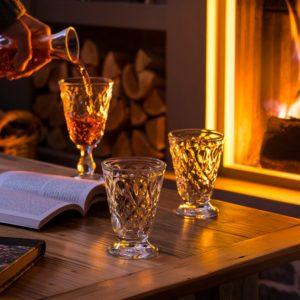 6 verres à vin – Lyonnais – La Rochère