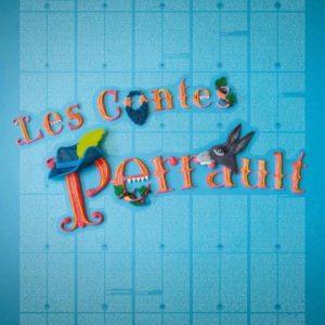 Affiche Les Contes de Charles Perrault