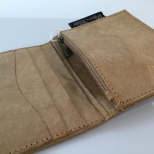 porte-monnaie / porte-cartes Papier Kraft – Paper Addict