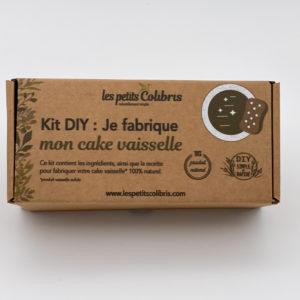Kit DIY je fabrique mon cake vaisselle – Les petits colibris