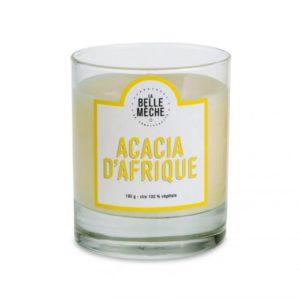 Bougie parfumée Acacia d'Afrique – La Belle mèche
