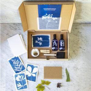 Kit cyanotype – Botanopia