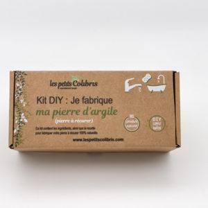 Kit DIY  je fabrique ma pierre d'argile – Les petits colibris