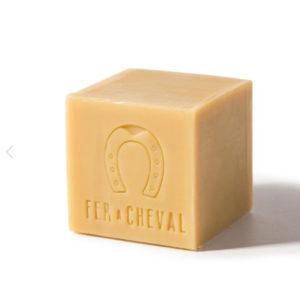 Savon de Marseille huile végétale  cube 300gr – Fer à Cheval