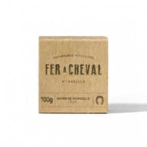 Savon de Marseille olive cube 100gr – Fer à Cheval