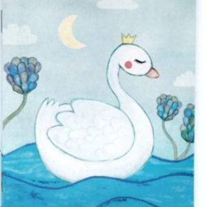 Carnet Cygne – Les cahiers de Constance