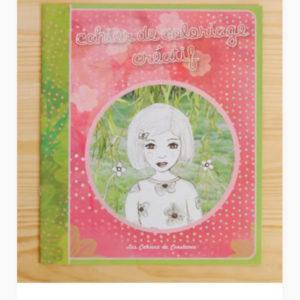 Cahier de coloriage créatif – Les cahiers de Constance