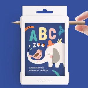 Scrollino ABC ZOO
