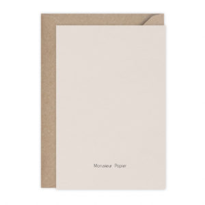 Carte Ar-Men – Monsieur Papier