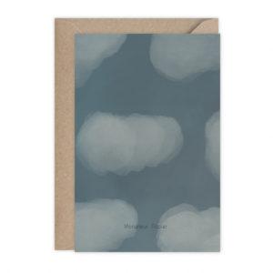 Carte nuages – Monsieur Papier