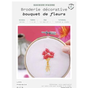 Broderie bouquet – French Kits
