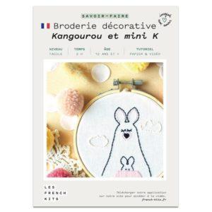 Broderie Kangourou – French Kits
