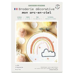 Broderie Arc en ciel – French Kits